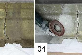 Ровняем края бампера из стеклопластика