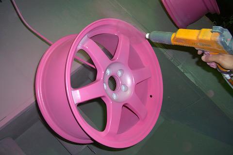 красим диск