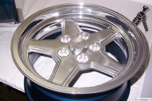 Отполированный диск