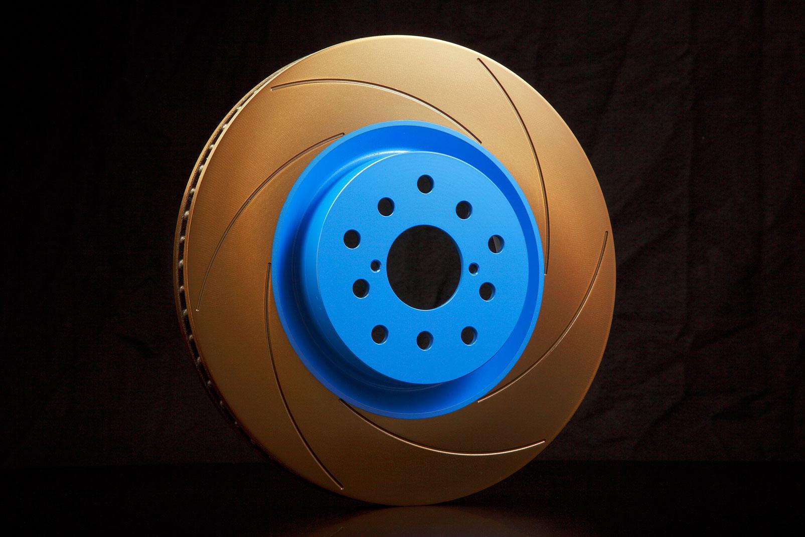 слотированные тормозные диски